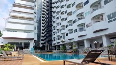 Picture of Studio Condo in Grand View Condominium in Na Jomtien C002129