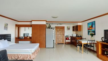 Picture of Studio bed in Condo in Grand View Condominium in Na Jomtien C002130